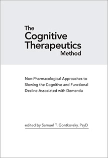 Cognitive Therapeutics Method Book Cover
