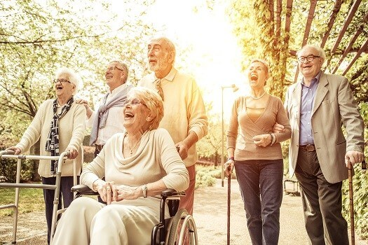 National Senior Health and Wellness Day