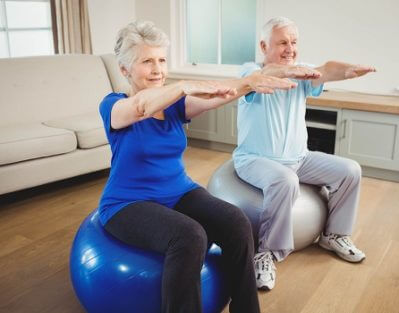 Simple Exercises for Older Adults in Montgomery, AL