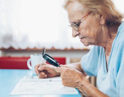 Signs of Vision Impairment in Seniors in Montgomery, AL