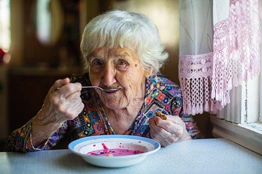 Things to Do When Seniors Lose Weight in Montgomery, AL