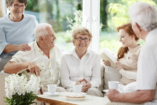 How Socializing Benefits Seniors in Montgomery, AL