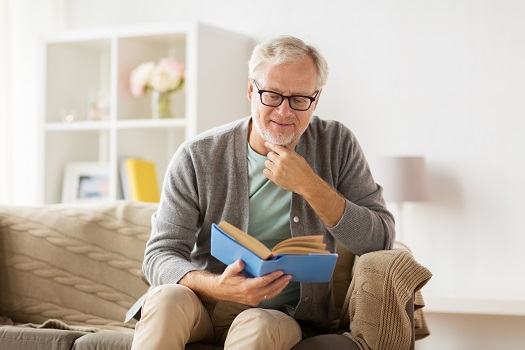 Advantages of Reading for Seniors in Montgomery, AL