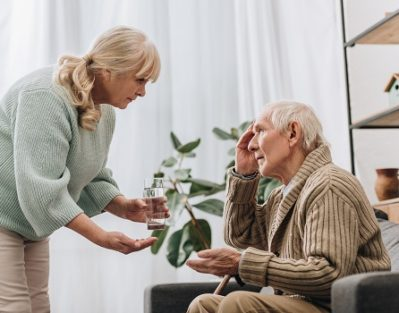 Possible Effects of Dementia on Senior's Eyes in Montgomery, AL