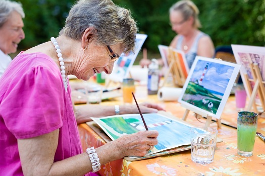 How Seniors Can Enjoy Making Crafts in Montgomery, AL
