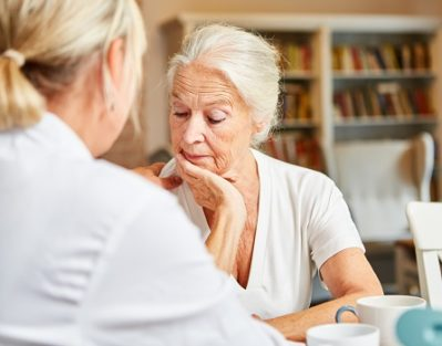 Causes of Anger in My Elderly Loved One with Dementia in Montgomery, AL