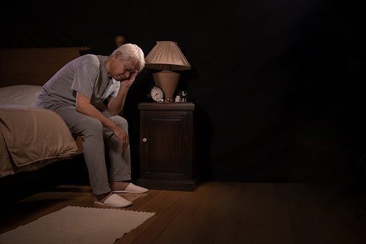Handle Sleep Issues Associated with Alzheimer's in Montgomery, AL