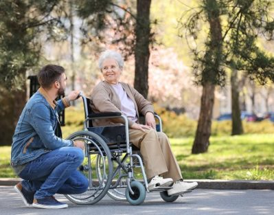 Types of Assistance Elderly People Need Most Often in Montgomery, AL
