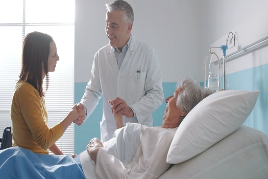 What to Do When Your Aging Parent Is Hospitalized in Montgomery, AL