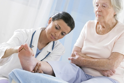 Why Older Adults Need to Properly Care for Their Feet in Montgomery, AL