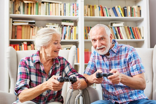 Exciting Sit-Down Games for Elderly People in Montgomery, AL