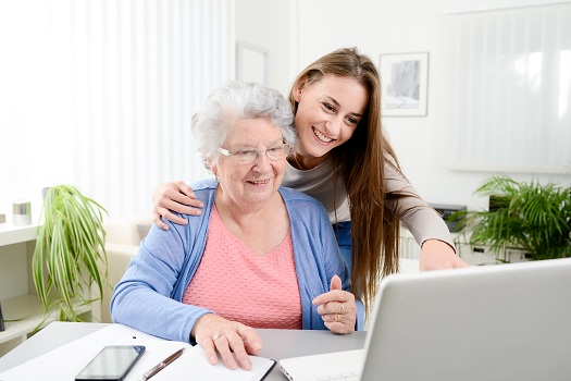 Tips to Help Seniors Prevent Internet Scams in Montgomery, AL